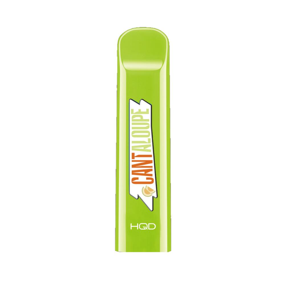 Одноразовая электронная сигарета hqd cantaloupe дыня кавалло сигареты с кнопкой купить