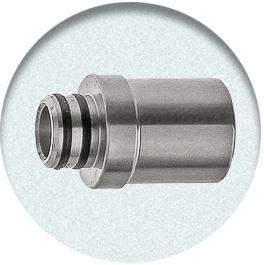Wide drip tip Lemo 2