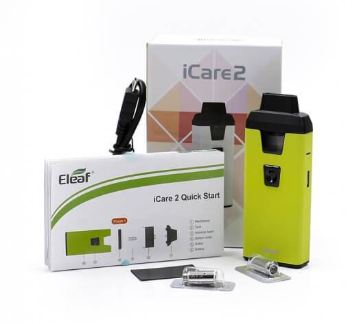 ICare 2 Options