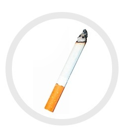 regular cigarettes