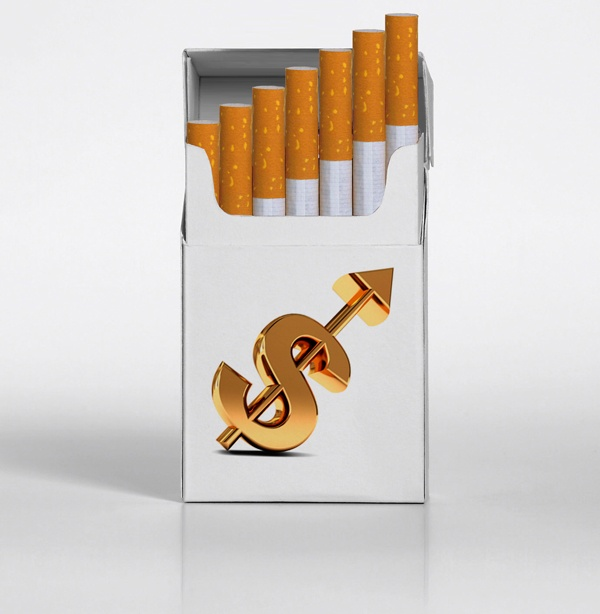 prices for quality cigarettes in our country have increased several times