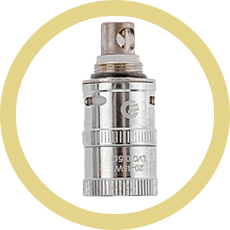 atomizer Delta 2 - vaporizer