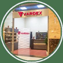 богатый выбор в магазине Vardex