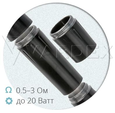 Аккумулятор Innokin SVD 2 легко держит сопротивление от 0,5 до 3 Ом