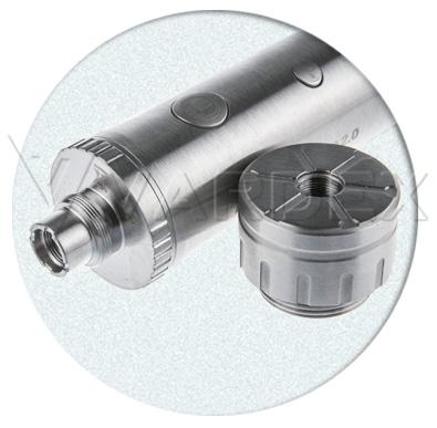 Наличие двух самых распространенных коннекторов Innokin SVD 2 гарантирует полную совместимость со всеми современными устройствами
