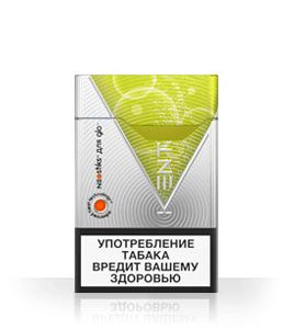 Нагревательные табачные палочки Kent Neostick Цитрикс микс