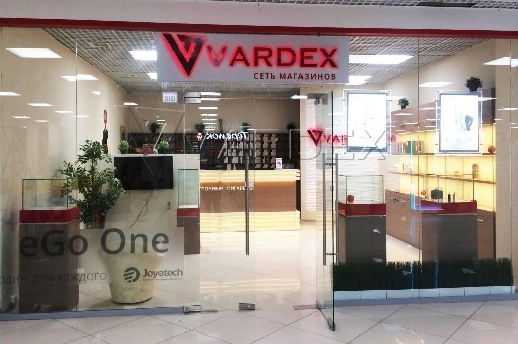 Магазин электронных сигарет Vardex