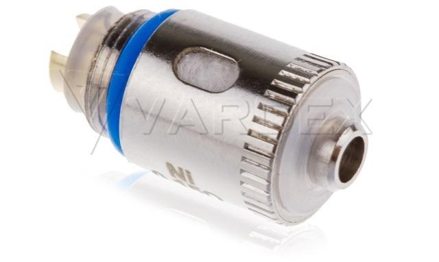 при использовании в iStick TC 40W Simple специальных никелевых или титановых испарителей система автоматически снижает мощность, если хлопковый наполнитель оказывается недостаточно увлажненным
