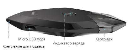 Руководство пользователя на устройство Smoant Karat