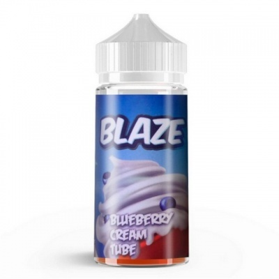 Жидкость Blaze Blueberry Cream Tube (100мл)