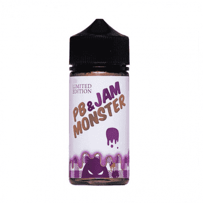 Жидкость PB & Jam Monster Grape Salt (30 мл) - фото 1