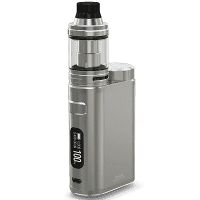 Батарейный мод Eleaf iStick Pico 21700 Kit в комплекте с Ello - Серый