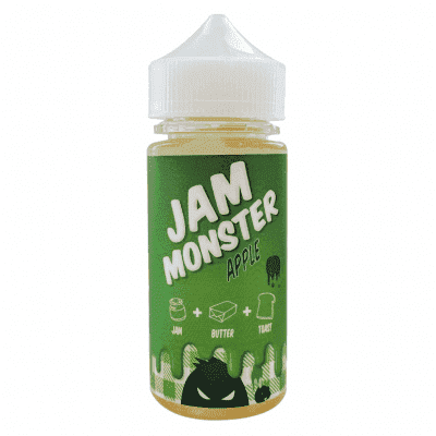 Жидкость Jam Monster Apple (100 мл) - фото 1