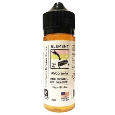 Жидкость Element Pink Lemonade + Key Lime Cookie (120 мл)