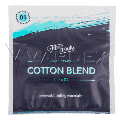 Вата Fiber Freaks Cotton Blend - фото 3