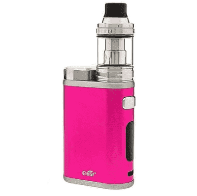 Батарейный мод Eleaf iStick Pico 21700 Kit в комплекте с Ello - Розовый