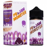 Жидкость PB & Jam Monster Grape Salt (30 мл)
