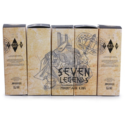 Жидкость Seven Legends Mountain King - фото 2