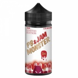 Жидкость Jam Monster PB Strawberry (100 мл)