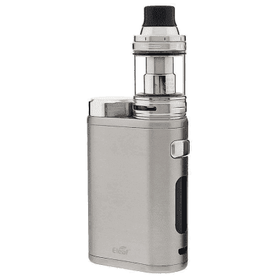 Батарейный мод Eleaf iStick Pico 21700 Kit в комплекте с Ello - Стальной