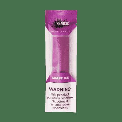 grape ice одноразовая электронная сигарета