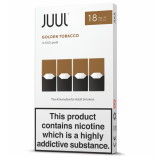 Картридж Juul Golden Tobacco x4 (18 мг)