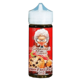 Жидкость Grandma's Cookies Strawberry & Raspberry (120 мл)