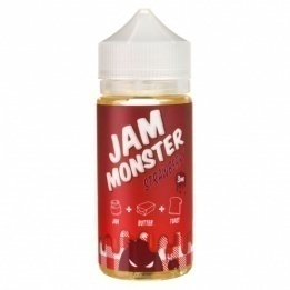 Жидкость Jam Monster Strawberry (100 мл)
