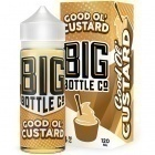 Жидкость Big Bottle Good Ol'Custard (120мл) - фото 2
