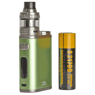 Батарейный мод Eleaf iStick Pico 21700 Kit в комплекте с Ello - фото 2