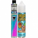 Набор Eleaf iJust ECM Kit with жидкость Mad Fruits