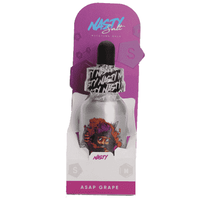 Жидкость Nasty Juice Salt A$ap Grape (30 мл)