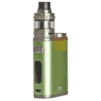 Батарейный мод Eleaf iStick Pico 21700 Kit в комплекте с Ello - Зеленый