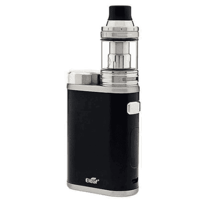 Батарейный мод Eleaf iStick Pico 21700 Kit в комплекте с Ello - Черный