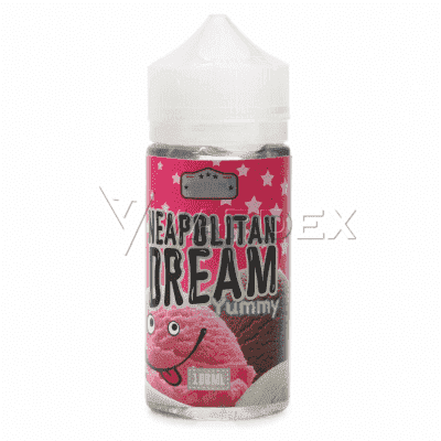 Жидкость Electro Jam Neopolitan Dream Yummy - фото 1