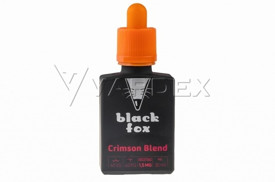 Жидкость Black Fox Crimson Blend